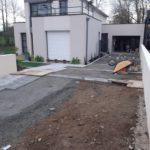 Cour-ARZAL-en-travaux-fondations-chaînettes