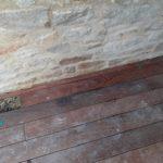 Terrasse-IPE-et-détail-pierre-sèche-et-schiste